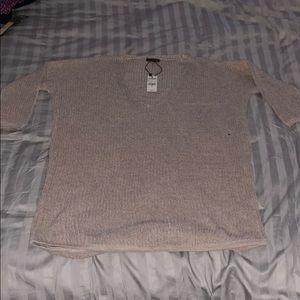 Express Cream Women's Sweater